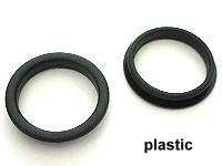 plastic eyelet