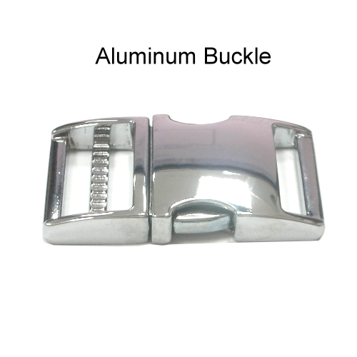 鋁合金電解亮銀插扣