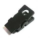 Plastic Bulldog Clip