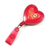 Heart Badge Reel