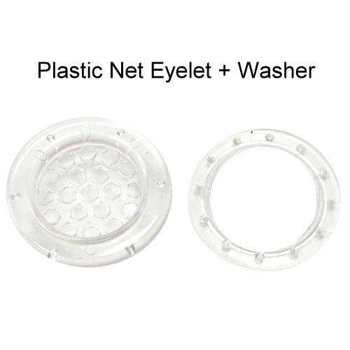 plastic net eyelet