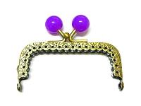 candy bead purse frame
