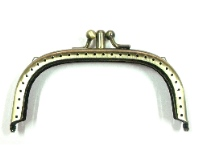 拱形雙格口金