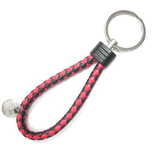 方格編織繩吊飾