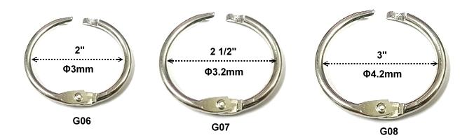 binding ring